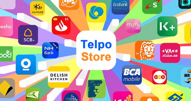 Telpo Store———与开发商建立互联世界的...